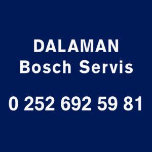 Dalaman Bosch Servisi Telefon Numarası İletişim