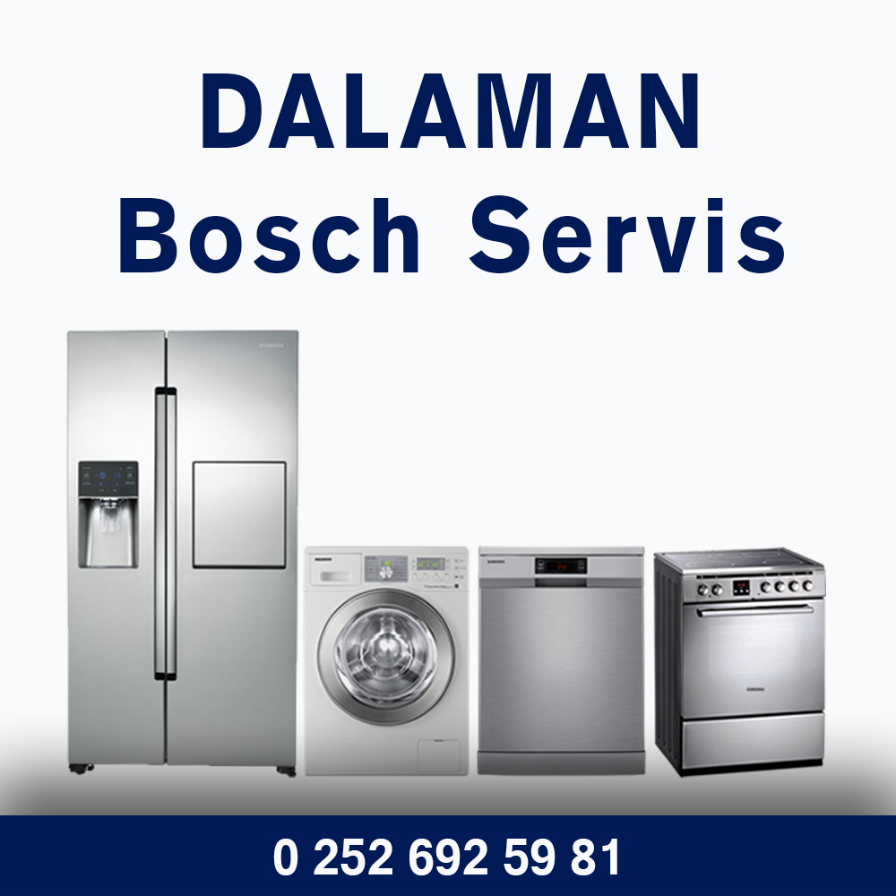 Dalaman Bosch Servisi