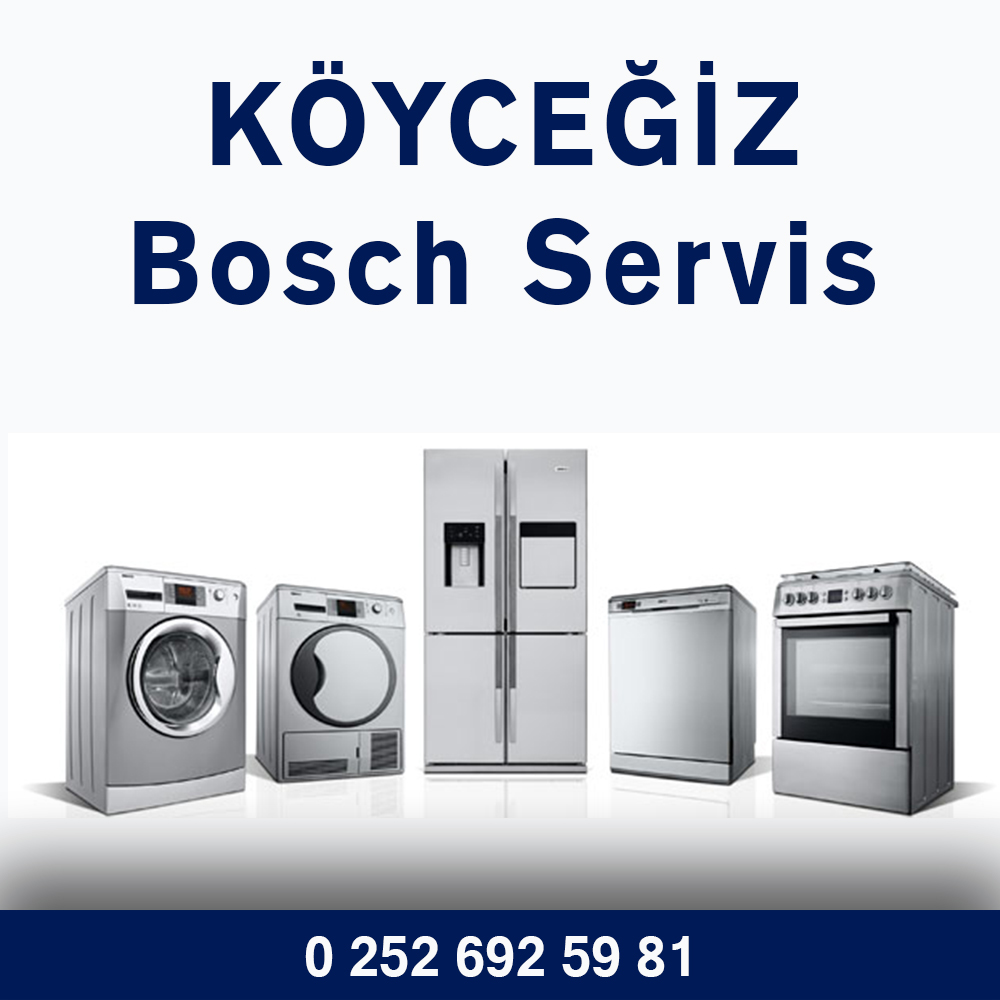 Köyceğiz Bosch Servisi