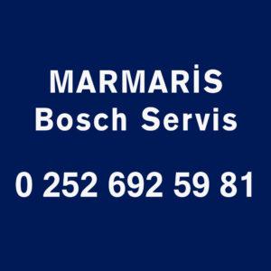 Marmaris Bosch Servisi Telefon Numarası İletişim