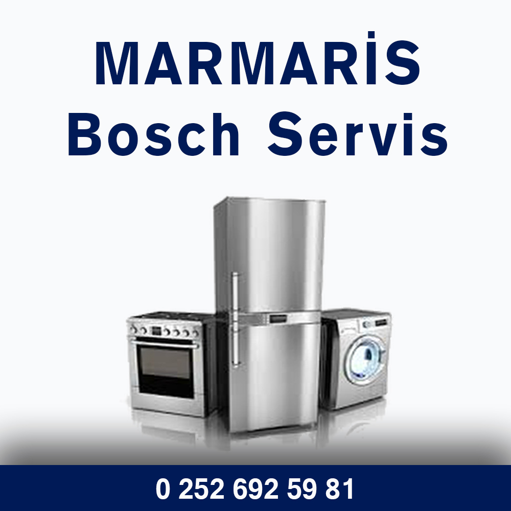 Marmaris Bosch Servisi