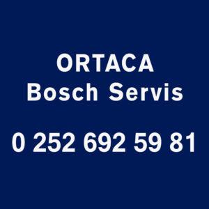 Ortaca Bosch Servisi Telefon Numarası İletişim