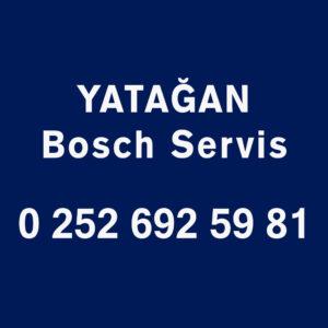 Yatağan Bosch Servisi Telefon Numarası İletişim